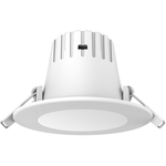 Airam Marvel LED Alasvalo 5,5W/830 Ø110/63mm IP44 valkoinen