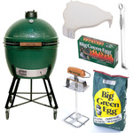 ALE! Big Green Egg Hiiligrilli Peruspaketti Extra Large Plus