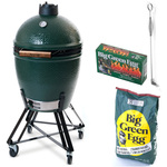 Big Green Egg Hiiligrilli Peruspaketti Large