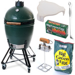 ALE! Big Green Egg Hiiligrilli Peruspaketti Large Plus