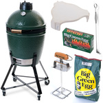 ALE! Big Green Egg Hiiligrilli Peruspaketti Medium Plus