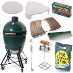 Big Green Egg Hiiligrilli Pizza-paketti Large