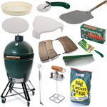Big Green Egg Hiiligrilli Pizza-paketti Large Plus