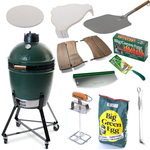 ALE! Big Green Egg Hiiligrilli Pizza-paketti Medium