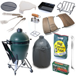 ALE! Big Green Egg Hiiligrilli Premium-paketti Medium