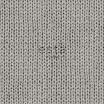 ESTA Denim & Co. Tapetti knitted fabric harmaa 53 cm x 10,05 m Non-woven