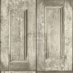 ALE-Hinnoin! ESTA Vintage rules! Tapetti panel doors light ruskea 53 cm x 10,05 m Non-woven