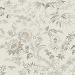 Origin Bloomingdale 326123 flowers beige non-woven tapetti