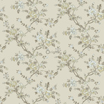 Origin Bloomingdale 326130 flowers beige non-woven tapetti