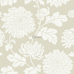 Origin Bloomingdale 326147 flowers beige non-woven tapetti