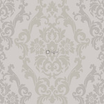 ALE! Origin Beaumont 346211 baroque harmaaruskea non-woven tapetti
