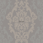 ALE! Origin Beaumont 346212 baroque harmaaruskea/pronssi non-woven tapetti