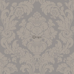 ALE! Origin Beaumont 346233 baroque harmaaruskea/pronssi non-woven tapetti