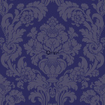 ALE! Origin Beaumont 346235 baroque violetti non-woven tapetti