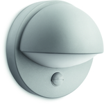 Philips myGarden June Sein�valaisin tunnistimella Harmaa 1X12W E27 IP44
