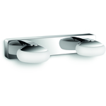 Philips myBathroom Silk Seinävalaisin Kromi 4x2.5W LED IP44