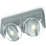 Philips Ledino Particon Spottivalaisin Alumiini 2x7.5W LED IP20