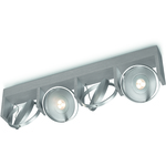 Philips Ledino Particon Spottivalaisin Alumiini 4x7.5W LED IP20