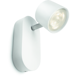 Philips myLiving Star Seinävalaisin Valkoinen 1x4W LED IP20