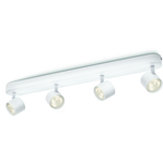 ALE! Philips myLiving Star Spottivalaisin Valkoinen 4x4W LED IP20