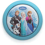 ALE! Philips Disney Frozen Yövalo Sininen 0,3W LED IP20