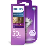 ALE! Philips LED-spotti 8W (50W) GU5.3 WW 12V MR16 36D 2700K