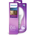 Philips LED-lamppu 16W (100W) A67 E27 2700K