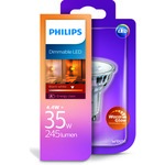 Valo-ALE! Philips LED-spotti Warm Glow 4,5W (35W) GU10 36D