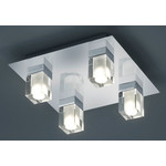 SuperHinnoin! Trio Novelty H2O Kattovalaisin IP44 LED 4x3W