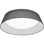 Trio LED-kattovalaisin Ponts Ø450x120 mm harmaa