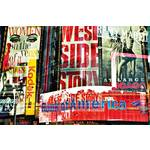 Wizard+Genius Juliste Giant Art 00642 Times Square Neon Stories 175x115cm